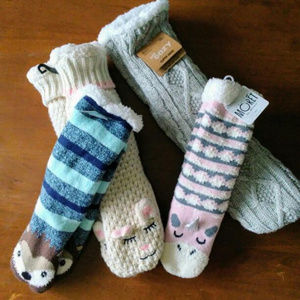 4 Diffrent Cozy Sleepers
